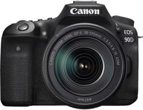 EOS 90D 18-135mm IS USM Nano Kit Kit apparecchio fotografico mirrorless Canon 793442800000 N. figura 1