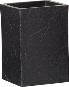 DORA Gobelets 442080200220 Couleur Noir Dimensions L: 6.0 cm x P: 6.0 cm x H: 11.5 cm Photo no. 1