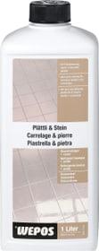 Detergente di base concentrato per piastrelle e pietra, acido