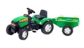 Trattore per bambini FARMER 647144800000 N. figura 1