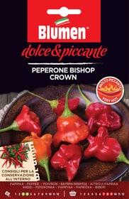 Pepe della Corona del Vescovo Sementi di verdura Blumen 650163500000 N. figura 1