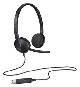 USB Headset H340 Headset Logitech 795801200000 Bild Nr. 1