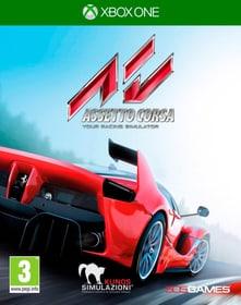 Xbox One - Asseto Corsa (CH-Version) Box 785300120731 Bild Nr. 1