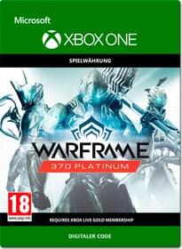 Xbox One - Warframe: 370 Platinum Download (ESD) 785300137307 Bild Nr. 1