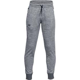 Fleece® Joggers Trainerhose Under Armour 466832514080 Grösse 140 Farbe grau Bild-Nr. 1