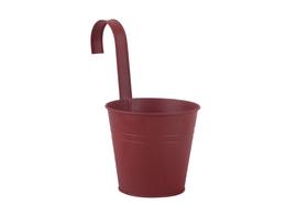 Balkonia Vaso di fiori Do it + Garden 657627900002 Colore Rosso Taglio L: 14.0 cm x L: 10.0 cm x A: 12.0 cm N. figura 1