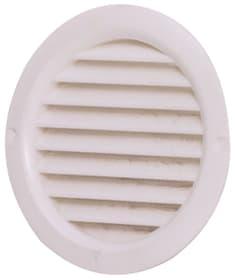 Grille de ventilation en matière synthétique
