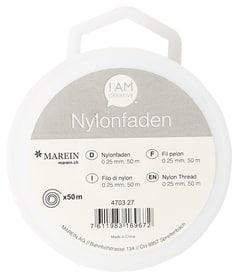 Nylonfaden, 0,25 mm, 50 m I AM CREATIVE 666216100000 Bild Nr. 1