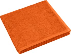 SMART FEELING Duschtuch 450873020534 Farbe Orange Grösse B: 70.0 cm x H: 140.0 cm Bild Nr. 1