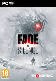 PC - Fade to Silence I Box 785300142572 Photo no. 1