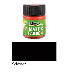 C.KREUL Acryl Mattfarbe Schwarz 50ml C.Kreul 665526700080 Farbe Schwarz Bild Nr. 1