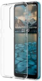 Clear Case Nokia 2.4 Custodia Nokia 798677500000 N. figura 1