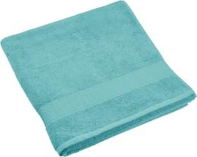 CHIC FEELING Asciugamano da bagno 450872920541 Colore Azzurro Dimensioni L: 70.0 cm x A: 140.0 cm N. figura 1