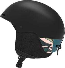 Salomon Spell+ Wintersport Helm Salomon 494977052920 Grösse 53-56 Farbe schwarz Bild Nr. 1
