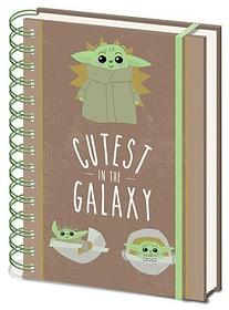 Star Wars: The Mandalorian (Cutest in the Galaxy) - A5 Notebook Notebook 785300155661 N. figura 1
