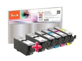 Combi PackPLUS pour CLI-526/PGI-525 Cartouche d'encre Peach 785300124656 Photo no. 1