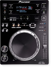 CDJ-350 DJ CD-Player Pioneer DJ 785300134795 Photo no. 1