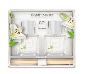 White lily Set, 2x50ml Raumduft Ipuro 657189300005 Farbe Weiss Bild Nr. 1