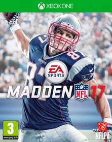 Xbox One - MADDEN NFL 17 Box 785300121226 Photo no. 1