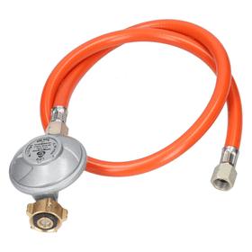 Gasdruckregler 50mbar mit Schlauch Grill-Gasführung Outdoorchef 9000028427 Bild Nr. 1