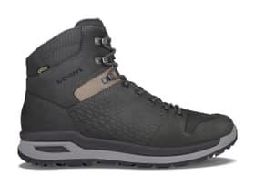 Locarno GTX Mid Wide Chaussures de randonnée pour homme Lowa 473331848580 Taille 48.5 Couleur gris Photo no. 1