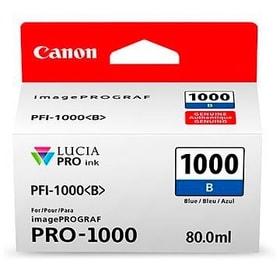 PFI-1000 blu Cartuccia d'inchiostro Canon 785300126470 N. figura 1