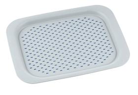 Anti-Rutsch Tablett hellblau/grau WENKO 674066300000 Bild Nr. 1