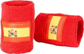 Schweissband Spanien Fussball Schweissband Extend 461959599933 Grösse one size Farbe Dunkelrot Bild-Nr. 1