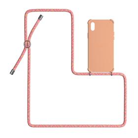Necklace Case Summer of Love iPhone X / XS Custodia Urbany's 785300159397 N. figura 1