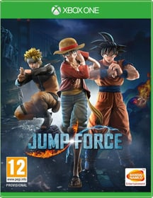 Xbox One - Jump Force Box 785300139245 Bild Nr. 1