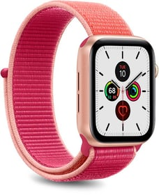 Nylon Wristband - Apple Watch 38-40mm - sunset pink Bracelet Puro 785300153959 Photo no. 1