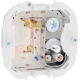 Edizio Due Thermostat Schaltereinsatz Feller 612187500000 Bild Nr. 1