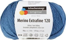 Wolle Merino Extrafine 120 Schachenmayr 665510300140 Farbe Blau Bild Nr. 1