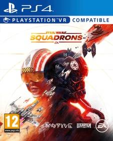 PS4 - Star Wars: Squadrons Box 785300154272 Bild Nr. 1