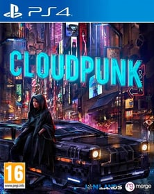 Cloudpunk [PS4] (D) Box 785300154463 Photo no. 1