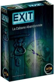 Exit La Cabane Abendonnée_Fr Jeux de société KOSMOS 748945990100 Langue FR Photo no. 1