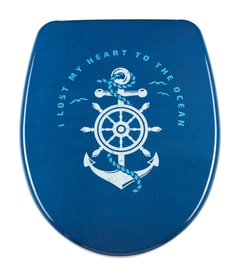 Nice Ocean Love WC-Sitz diaqua 675497500000 Bild Nr. 1
