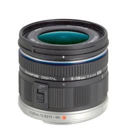 M.Zuiko DIGITAL ED 9-18mm f/4.0-5.6 Obiettivo Nero