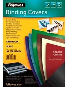 Gloss Cover A4 Binderücken Fellowes 785300150956 Bild Nr. 1