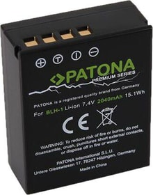 Premium Olympus BLH-1 Batterie Patona 785300144506 Photo no. 1