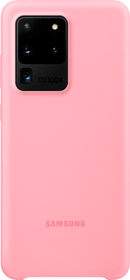 Silicone Cover pink Hülle Samsung 798657500000 Bild Nr. 1