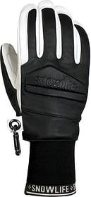 Classic Leather Glove Gants de ski unisexe Snowlife 464415406520 Couleur noir Taille 6.5 Photo no. 1