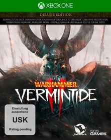 Xbox One - Warhammer Vermintide II - Deluxe Edition D Box 785300144479 Photo no. 1