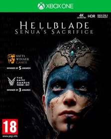 Xbox One - Hellblade: Senua's Sacrifice Box 785300139703 Photo no. 1