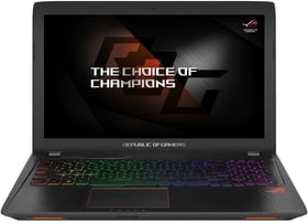 GL553VE-FY247T, Intel i7-7700HQ, W1 Ordinateur portable