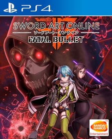 Sword Art Online: Fatal Bullet [PS4] (D/F/I) Box 785300131100 Bild Nr. 1