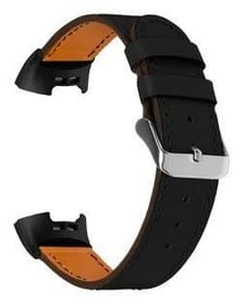Armband Leder für Charge 3 schwarz 9000037872 Bild Nr. 1