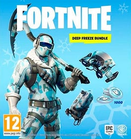 PC - Fortnite - Deep Freeze Bundle  D/F Box 785300139980 Bild Nr. 1