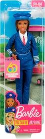 Pilote Barbie Poupées Barbie 746582000000 Photo no. 1