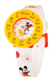 Mickey Maus Quarzuhr Armbanduhr Disney 760525300000 Bild Nr. 1